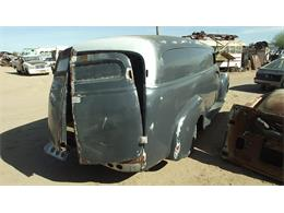 1952 Chevrolet Panel Truck (CC-1083797) for sale in Phoenix, Arizona