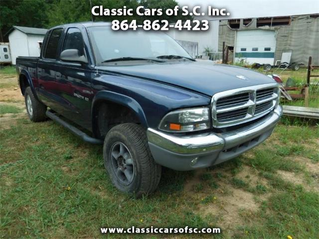 2002 Dodge Dakota (CC-1083820) for sale in Gray Court, South Carolina