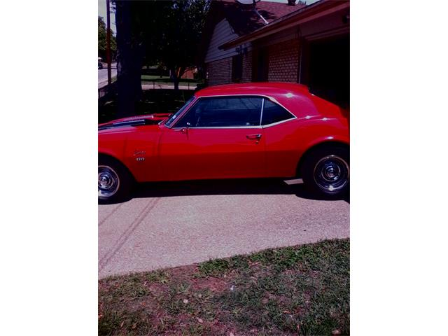 1968 Chevrolet Camaro SS (CC-1083970) for sale in irving, Texas