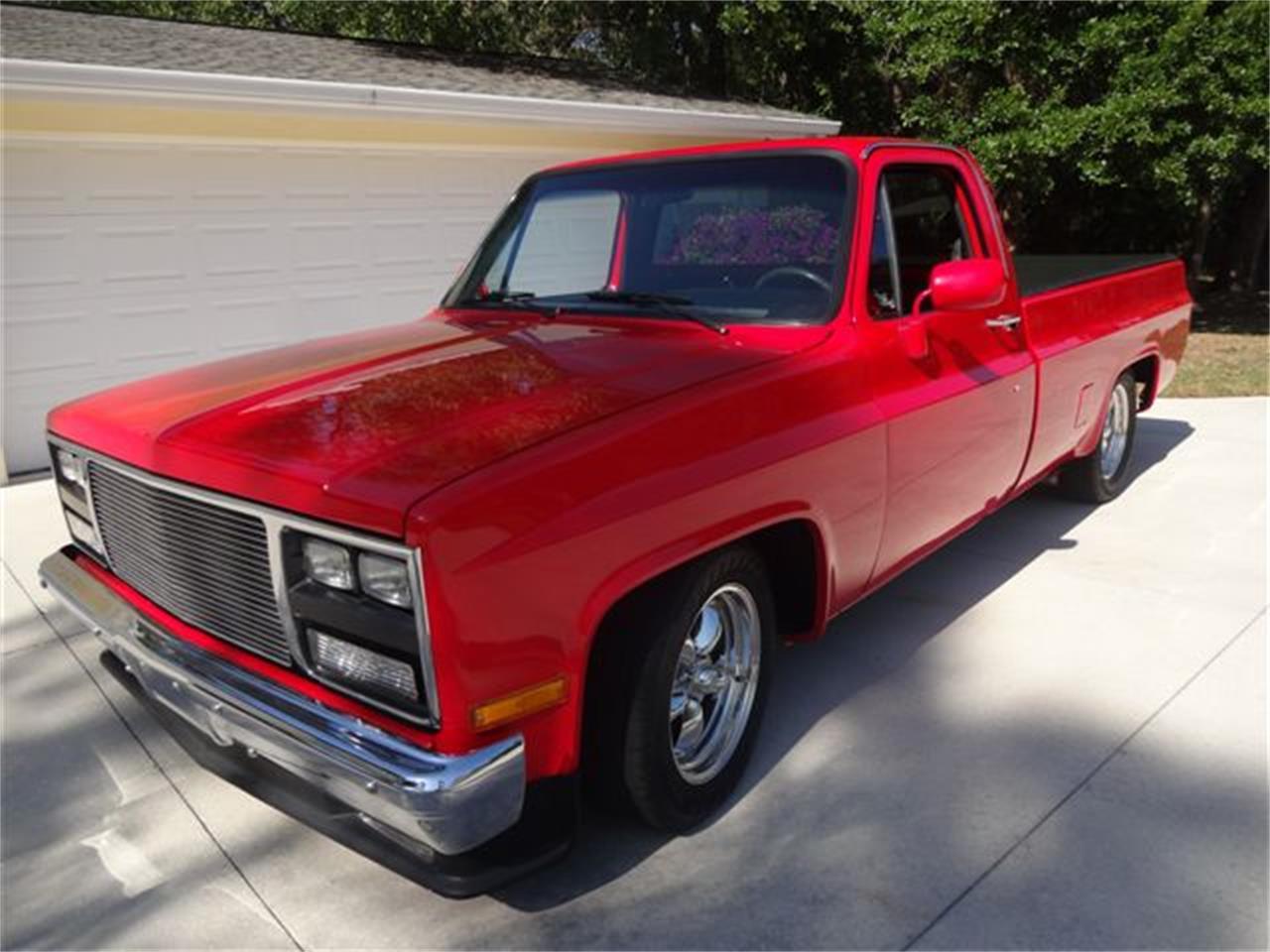 1982 Chevrolet Silverado (CC-1083978) for sale in Sarasota, Florida