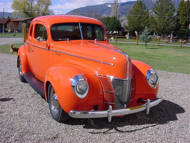 1940 Ford Deluxe (CC-1084289) for sale in Laytonville, California