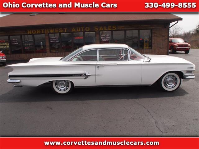 1960 Chevrolet Impala (CC-1084616) for sale in North Canton, Ohio