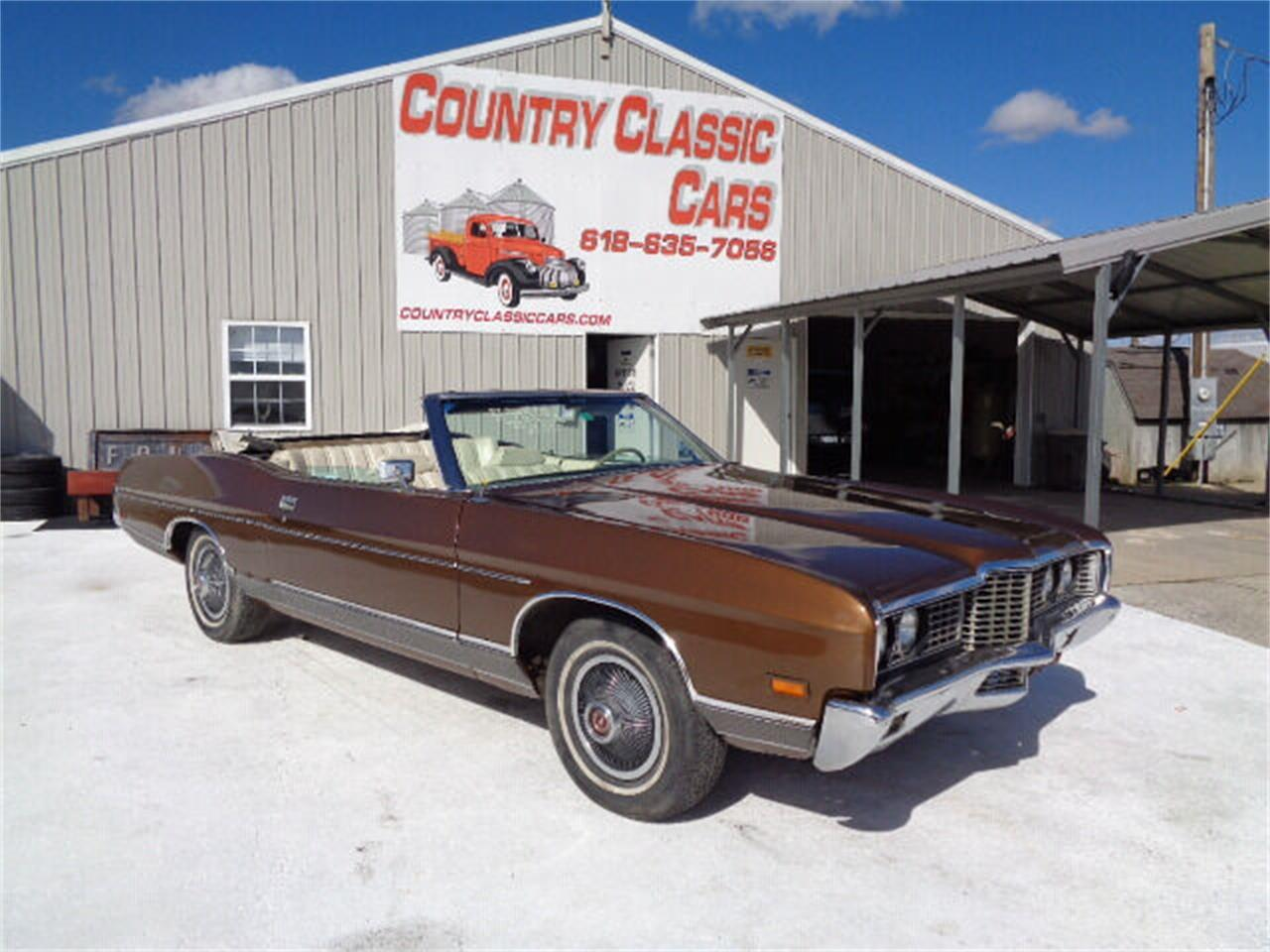 1972 Ford LTD (CC-1084689) for sale in Staunton, Illinois