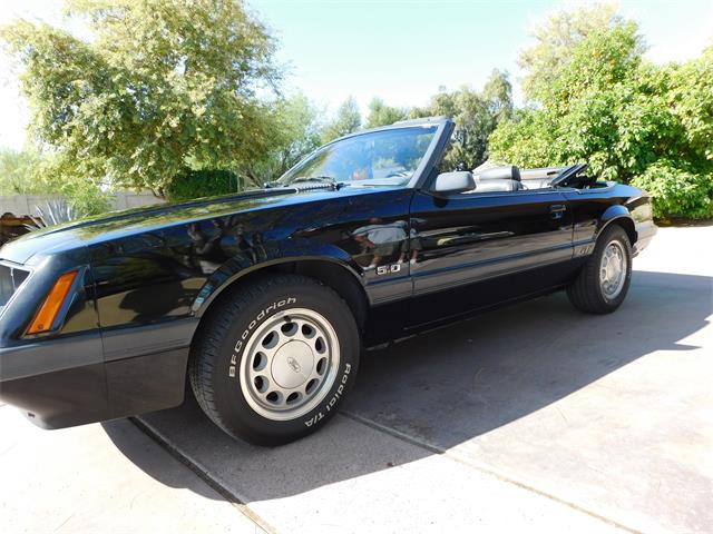 1985 Ford Mustang (CC-1084967) for sale in Scottsdale, Arizona