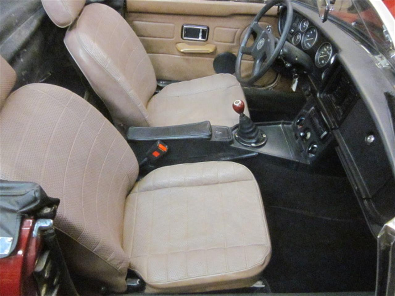 1980 MG MGB (CC-1080050) for sale in Stratford, Connecticut
