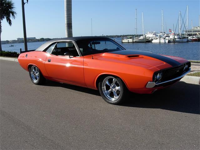 1972 Dodge Challenger (CC-1085343) for sale in Palmetto, Florida