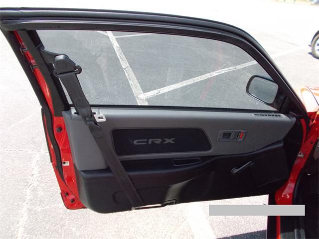 1990 Honda CRX (CC-1080543) for sale in Dublin, Georgia