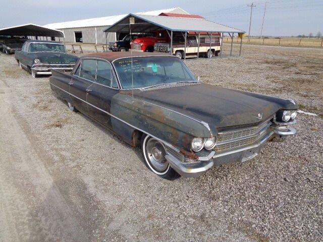 1963 Cadillac 4-Dr Sedan (CC-1085923) for sale in Staunton, Illinois