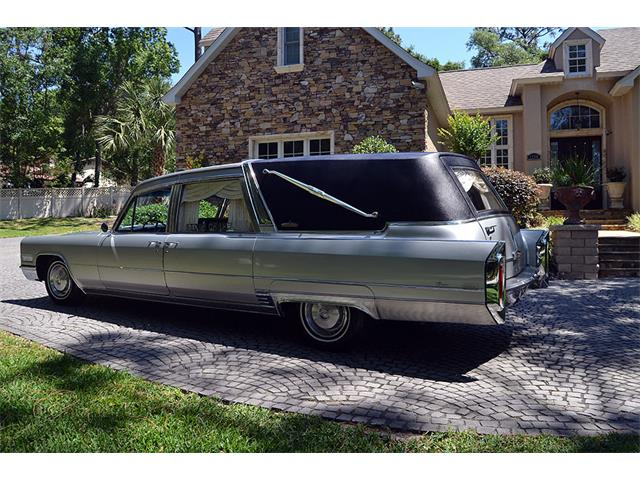 1966 Cadillac Hearse (CC-1086097) for sale in Mount Dora (Orlando), Florida