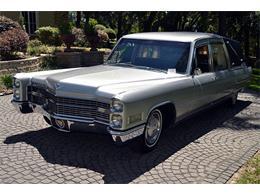 1966 Cadillac Hearse (CC-1086097) for sale in Mount Dora (Orlando), Florida