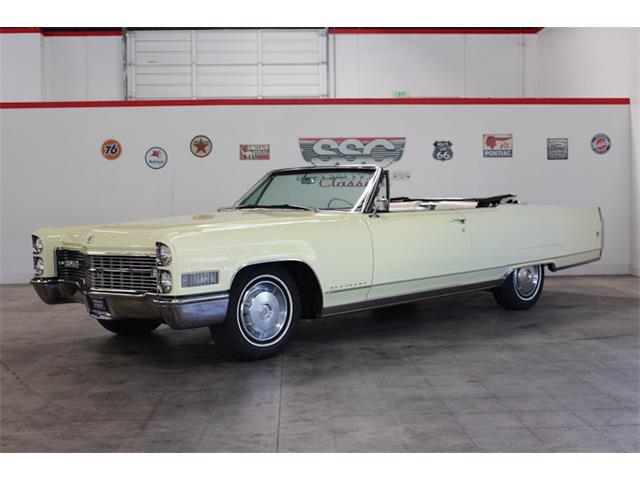 1966 Cadillac Eldorado (CC-1086164) for sale in Fairfield, California