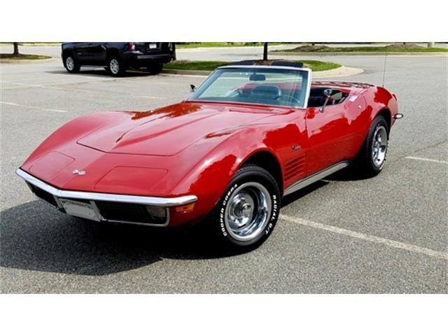 1971 Chevrolet Corvette (CC-1086434) for sale in Chesterfield, Virginia
