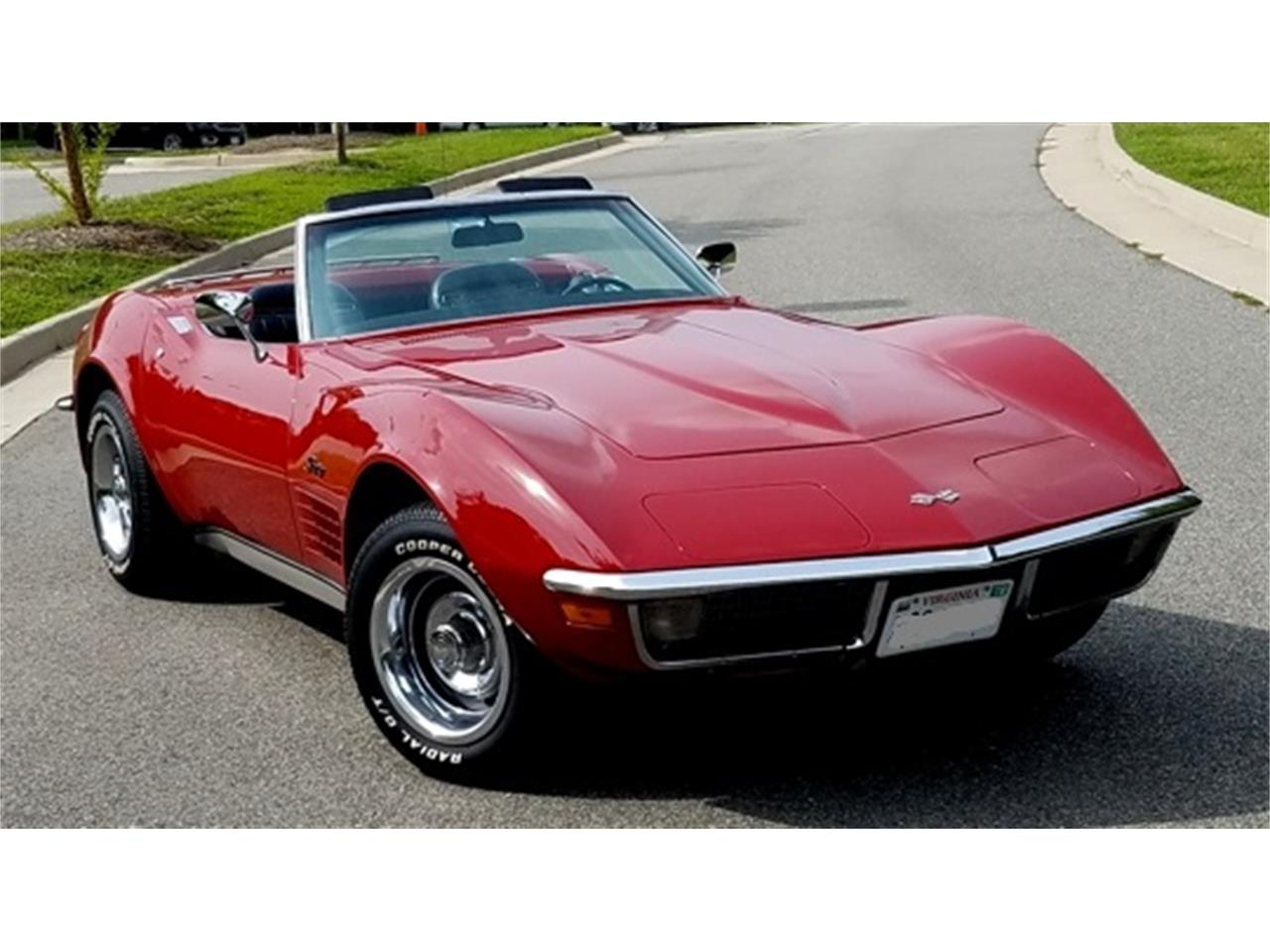 1971 Chevrolet Corvette (CC-1086434) for sale in Chesterfield, Virginia