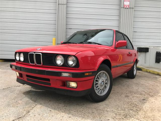 1991 BMW 318is (CC-1086438) for sale in houston, Texas