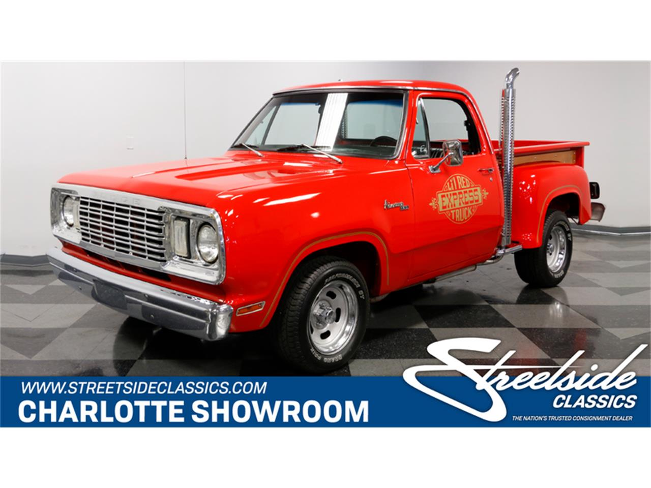 1978 Dodge Little Red Express For Sale Classiccars Com