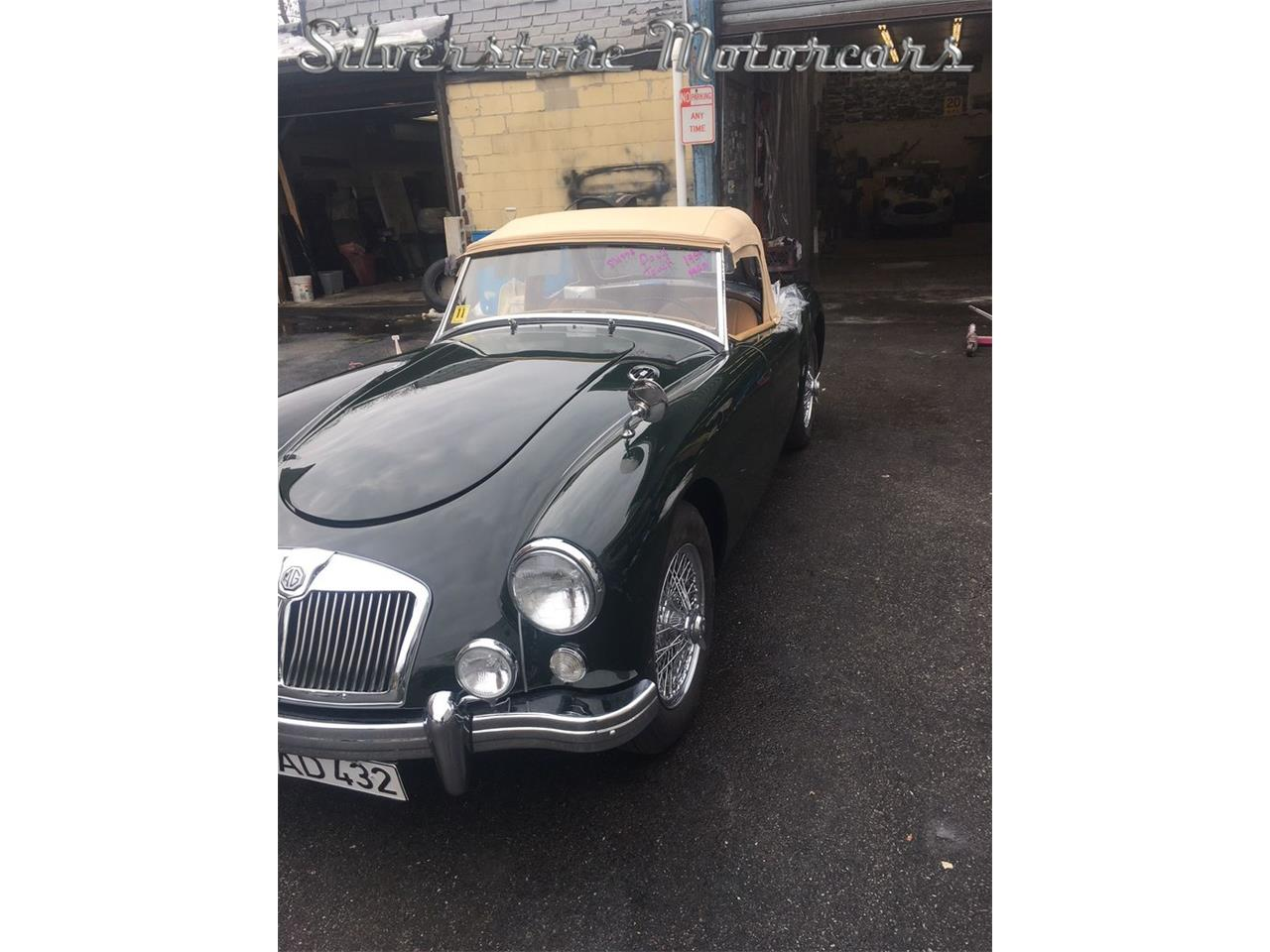 1959 MG Antique (CC-1086610) for sale in North Andover, Massachusetts