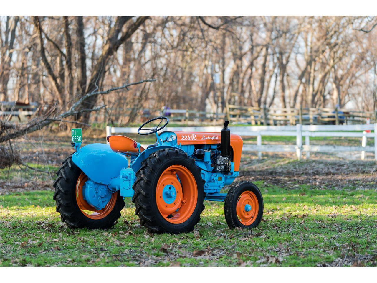 1960 Lamborghini Tractor for Sale | ClassicCars com | CC-1086676