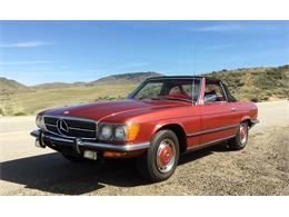 1973 Mercedes-Benz 450SL (CC-1086765) for sale in Boise, Idaho