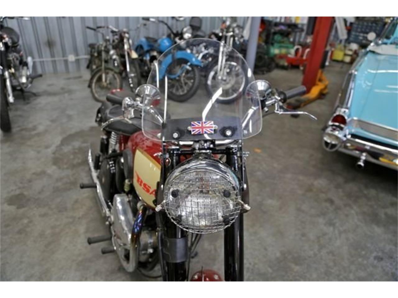 1950 BSA Motorcycle (CC-1086847) for sale in Seattle, Washington