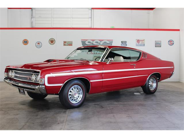 1969 Ford Torino (CC-1087042) for sale in Fairfield, California