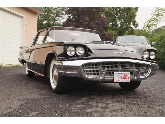 1960 Ford Thunderbird (CC-1087285) for sale in Somerset, Massachusetts