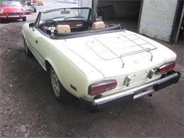 1979 Fiat Spider (CC-1087320) for sale in Stratford, Connecticut
