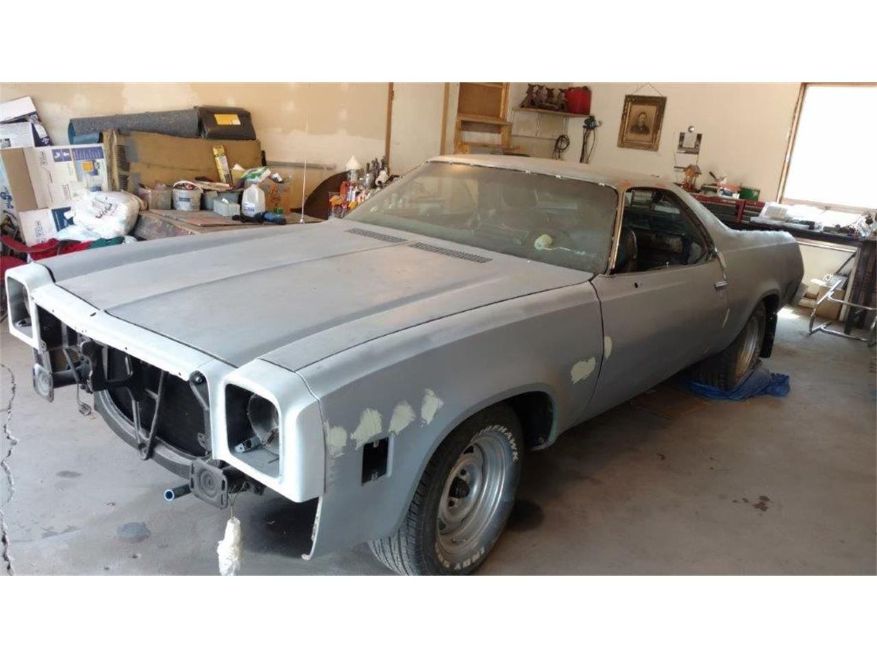 1975 Chevrolet El Camino (CC-1087354) for sale in Parkers Prairie, Minnesota