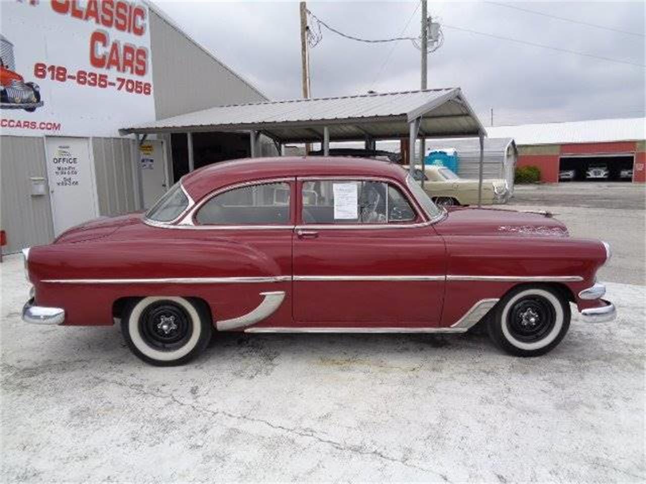 1954 Chevrolet 210 (CC-1087536) for sale in Staunton, Illinois