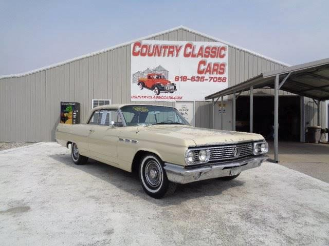 1963 Buick LeSabre (CC-1087538) for sale in Staunton, Illinois