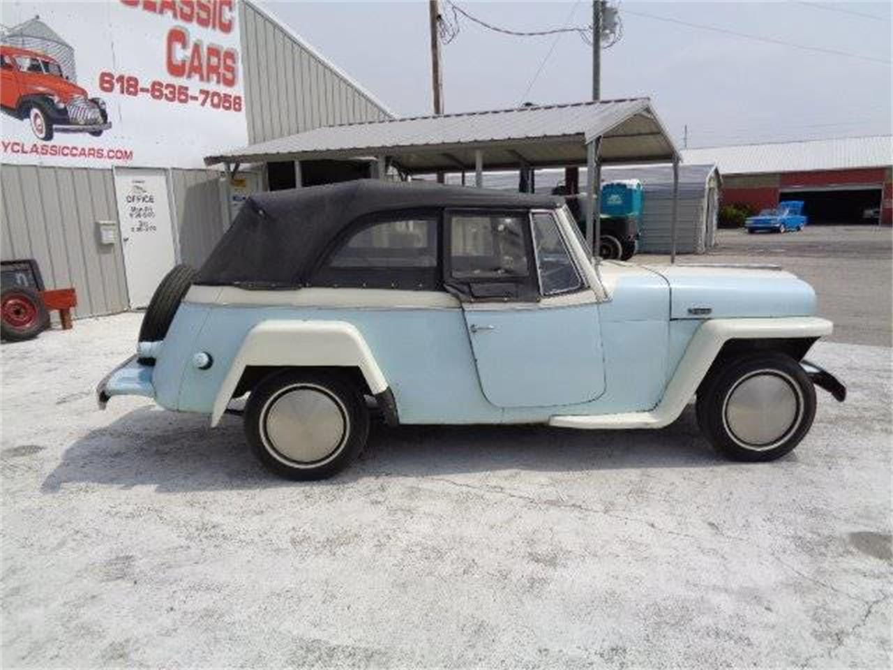1949 Willys Jeepster (CC-1087544) for sale in Staunton, Illinois