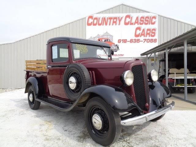 1935 Chevrolet Pickup (CC-1087545) for sale in Staunton, Illinois