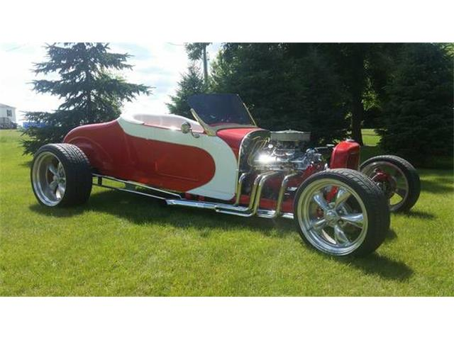 1927 Ford Roadster (CC-1087610) for sale in West Pittston, Pennsylvania