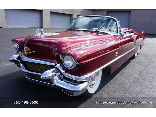 1956 Cadillac Eldorado Biarritz (CC-1087642) for sale in Boca Raton , Florida