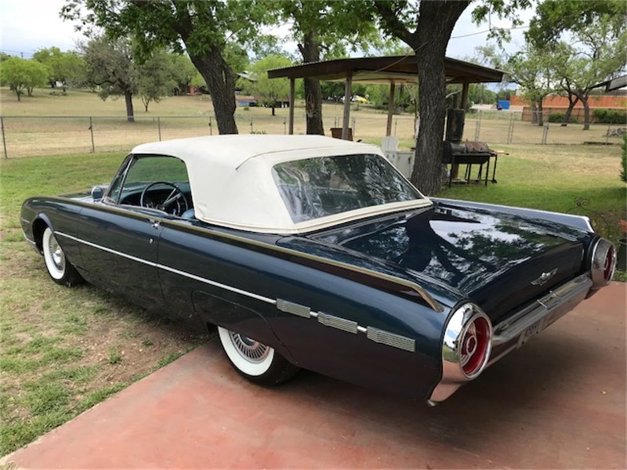 1962 Ford Thunderbird (CC-1087676) for sale in kerrville, Texas