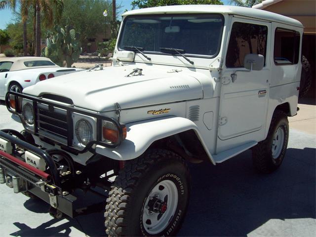 1983 Toyota Land Cruiser FJ40 (CC-1087691) for sale in Peoria, Arizona