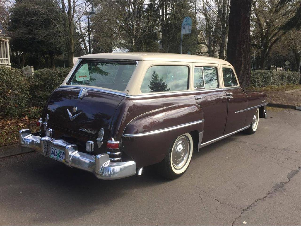 1953 Chrysler Town & Country (CC-1087820) for sale in West Pittston, Pennsylvania