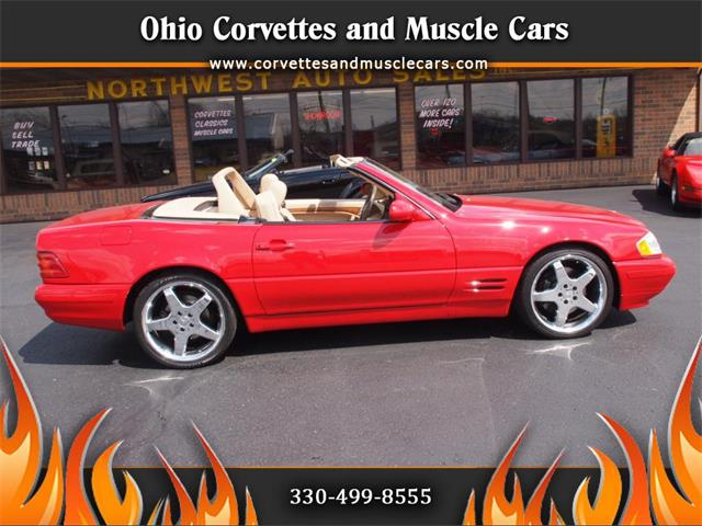 1999 Mercedes-Benz SL-Class (CC-1087931) for sale in North Canton, Ohio