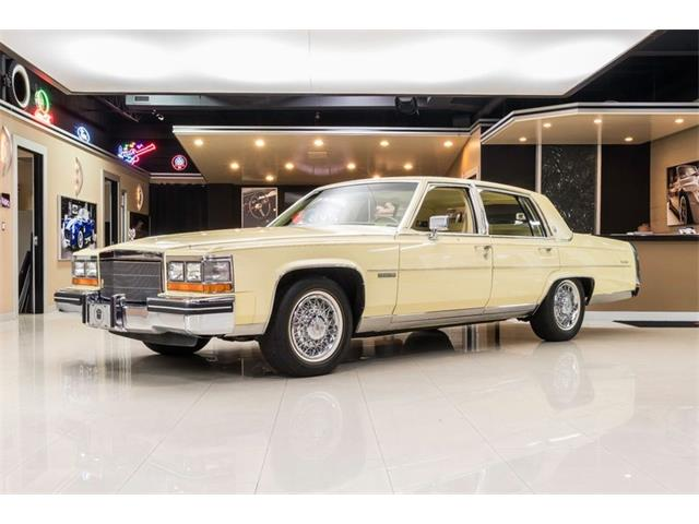 1982 Cadillac Fleetwood (CC-1088036) for sale in Plymouth, Michigan