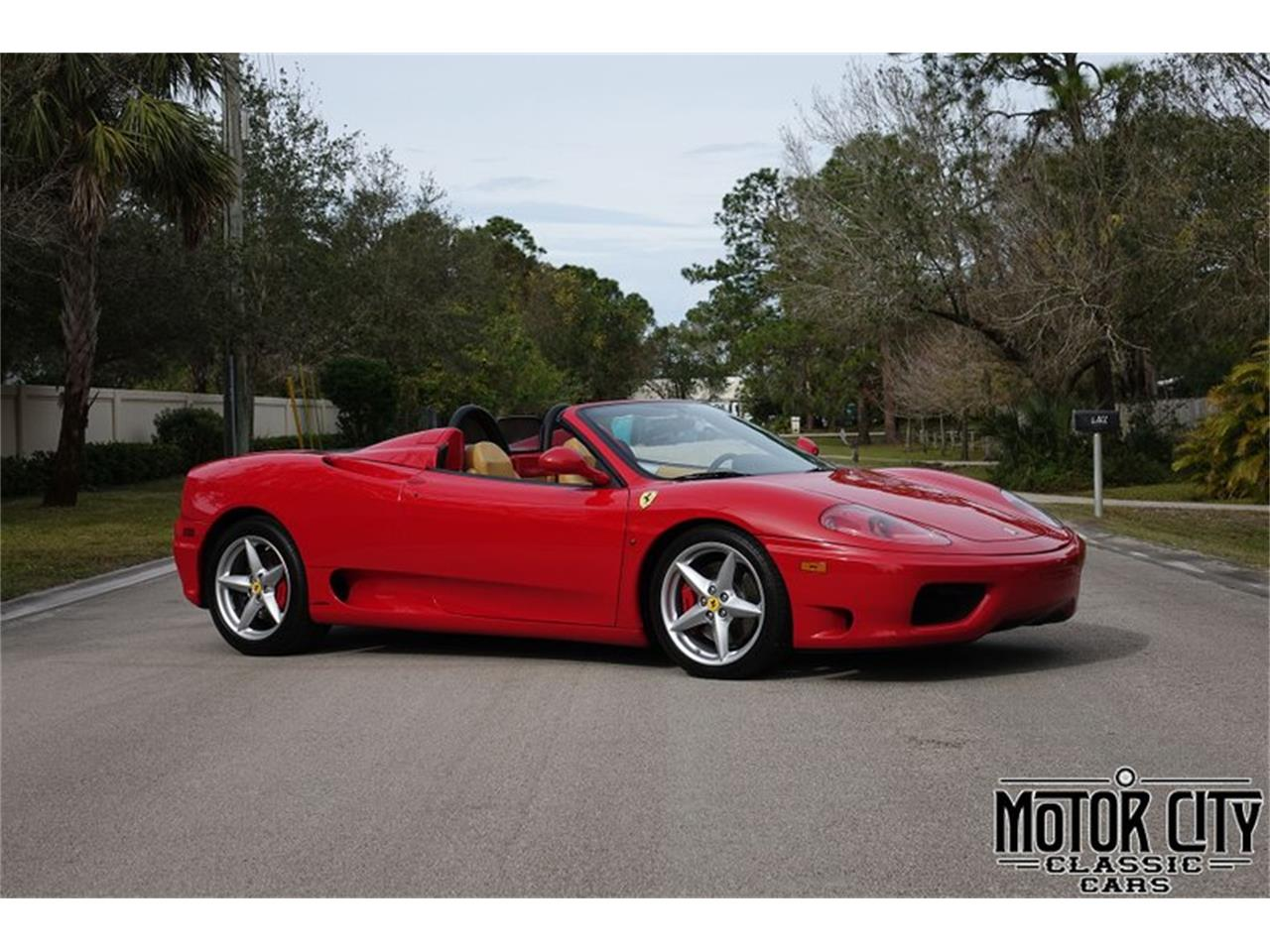 2003 Ferrari 360 (CC-1088234) for sale in Vero Beach, Florida