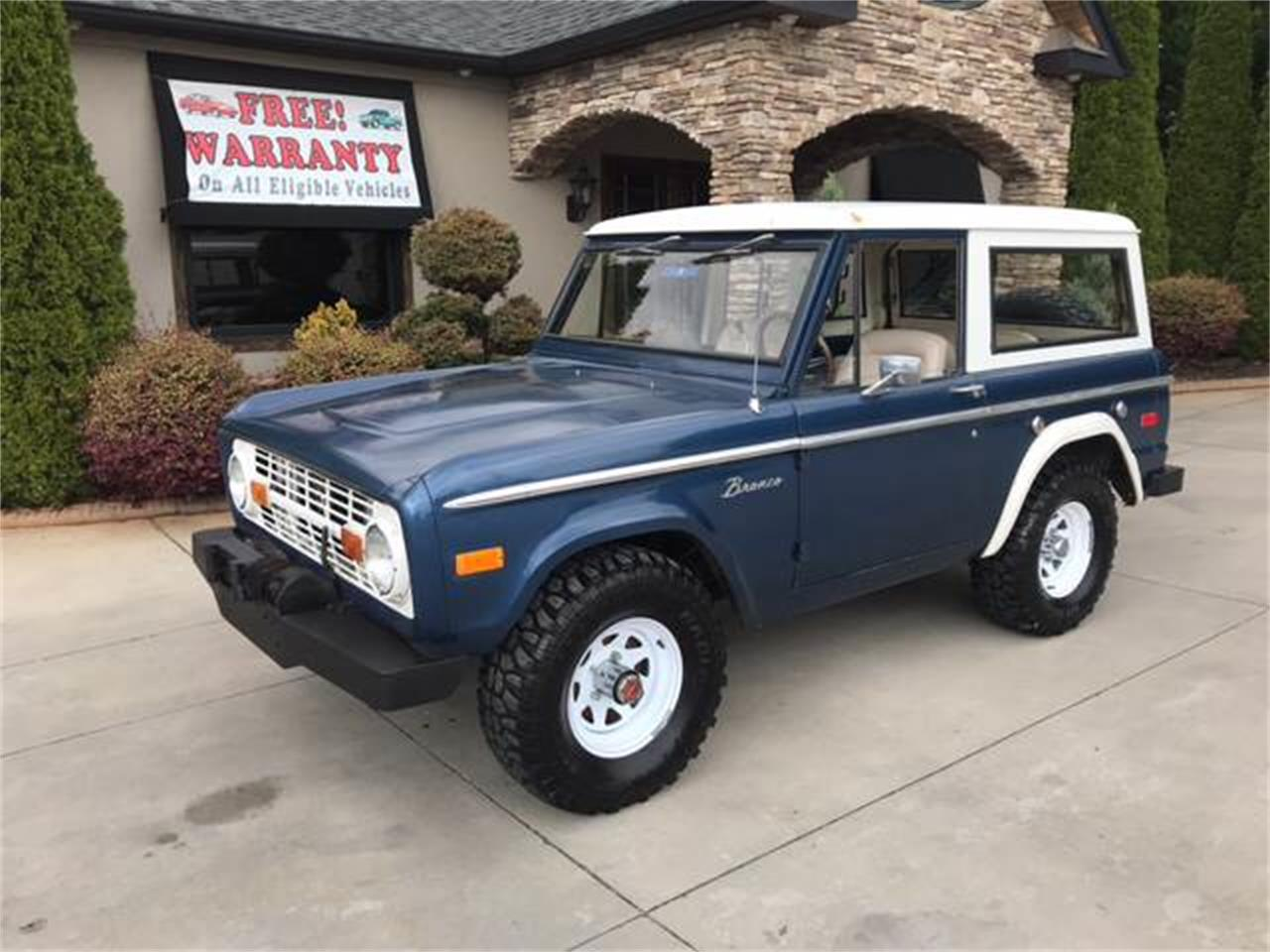 1975 Ford Bronco For Sale Classiccars Com Cc 1088290