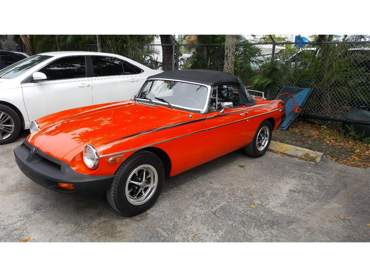 1980 MG MGB (CC-1088334) for sale in Boca Raton, Florida