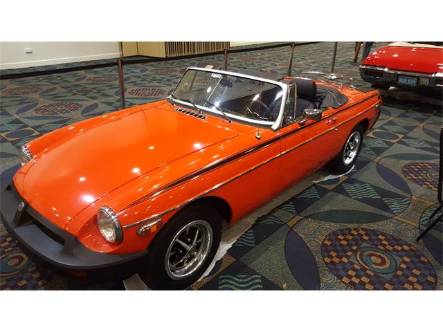 1980 MG MGB (CC-1088334) for sale in Boca Raton, Florida