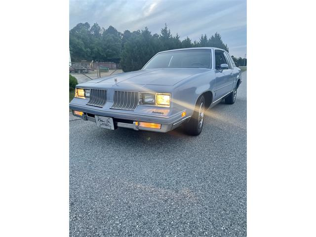 1984 Oldsmobile Cutlass Supreme Brougham (CC-1088494) for sale in MACON, Georgia