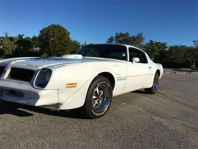 1976 Pontiac Firebird Trans Am (CC-1088496) for sale in Miami, Florida