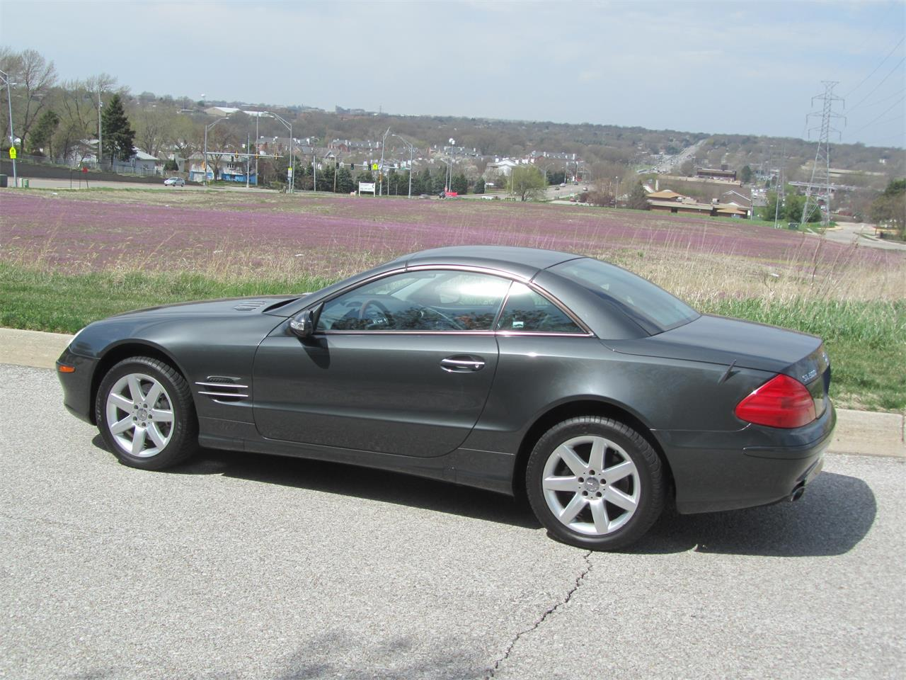 2003 Mercedes-Benz SL500 (CC-1088699) for sale in Omaha, Nebraska