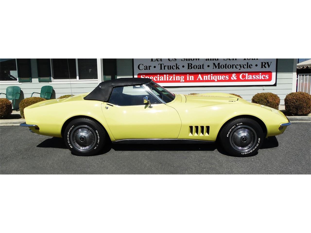 1968 Chevrolet Corvette (CC-1080870) for sale in Redlands, California