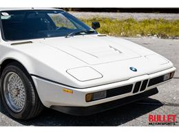 1981 BMW M1 (CC-1089405) for sale in Fort Lauderdale , Florida
