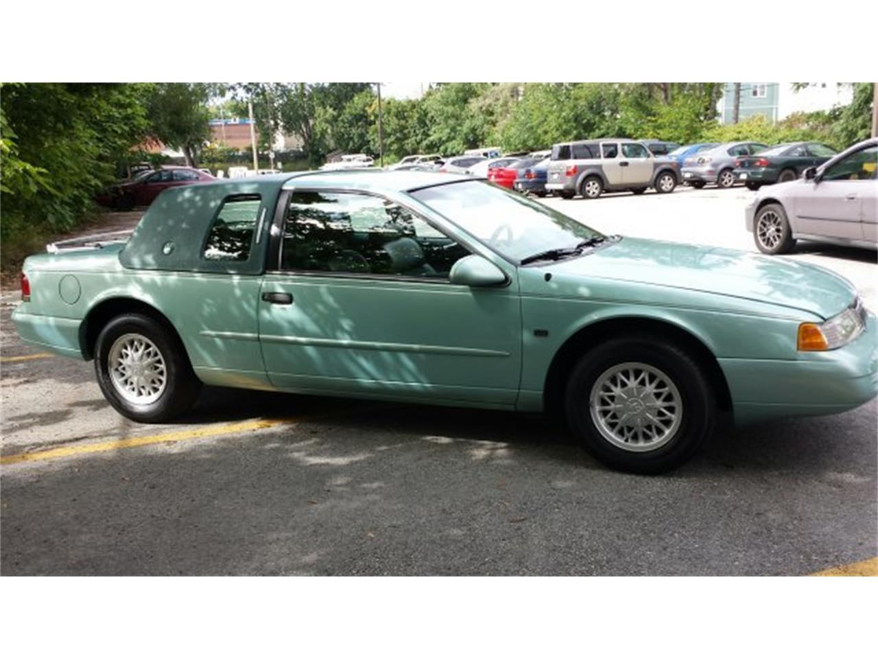 1994 mercury cougar for sale classiccars com cc 1089510 1994 mercury cougar for sale
