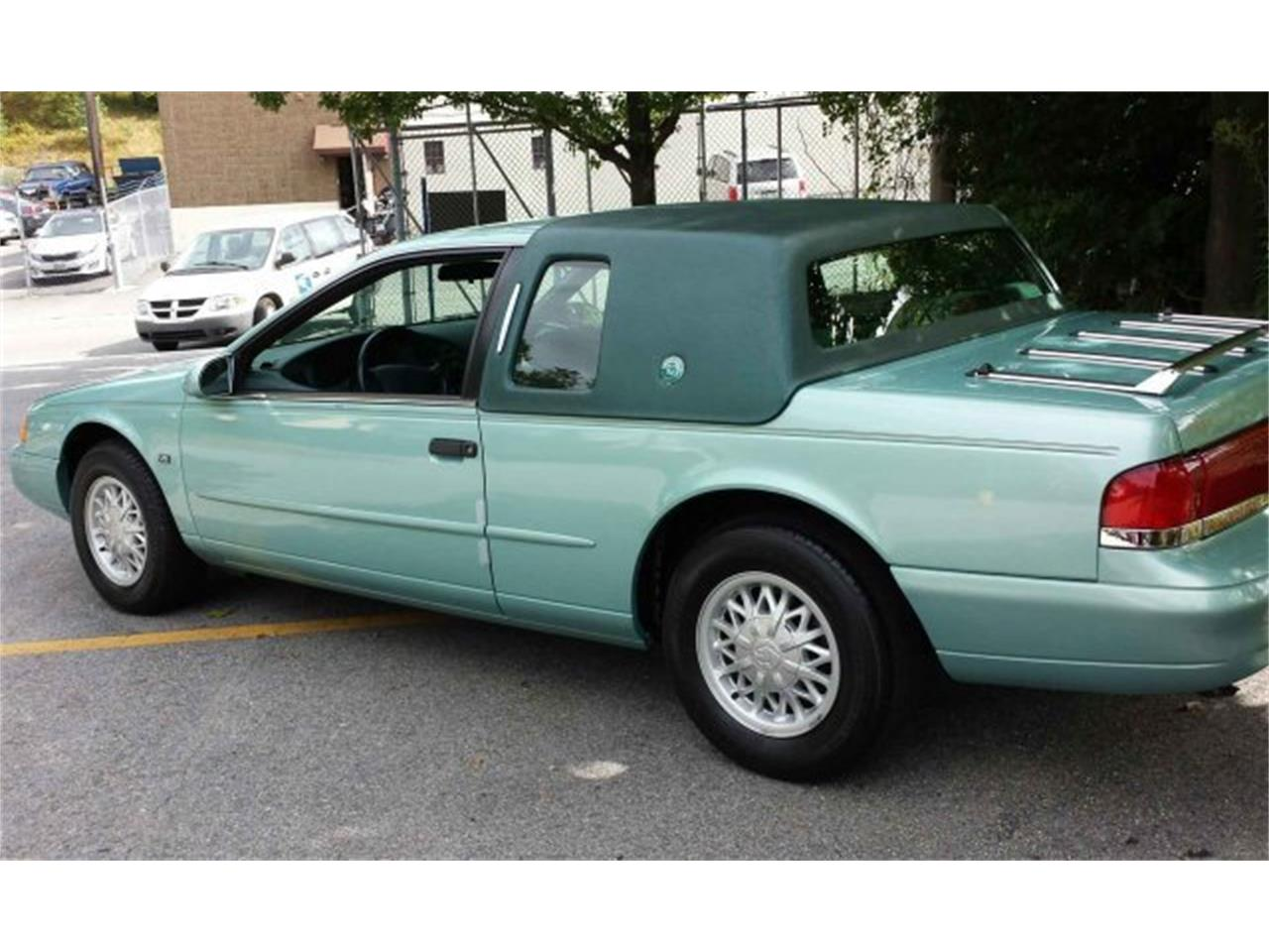 The Best 1994 Mercury Cougar