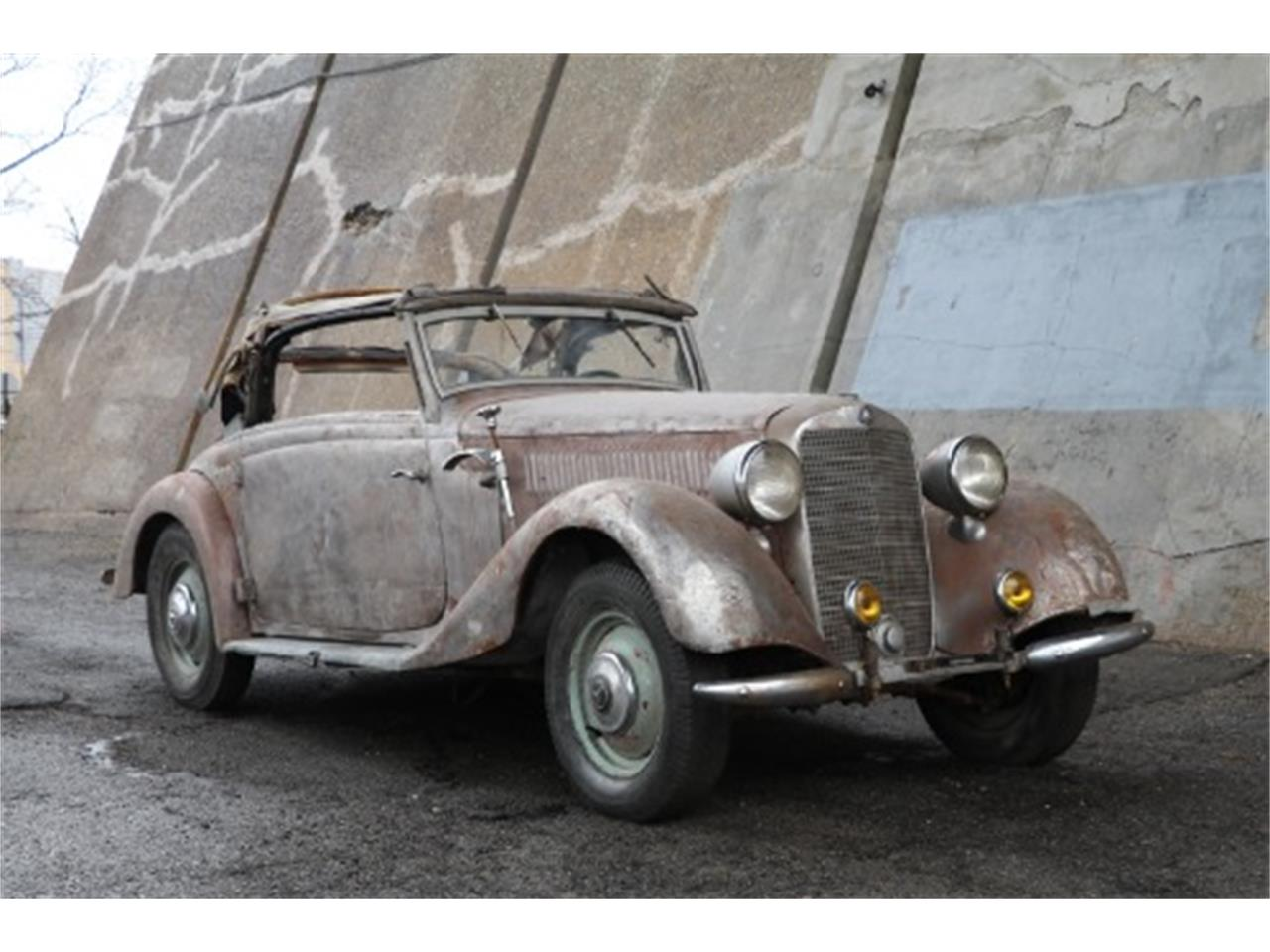 1937 Mercedes-Benz 230 (CC-1089525) for sale in Astoria, New York